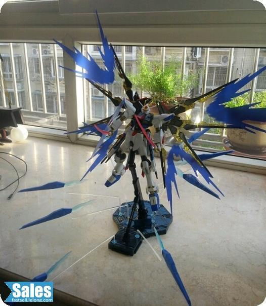 ➤ 高高 Gundam MG 1/100 ZGMF-X20A Full Burst Mode