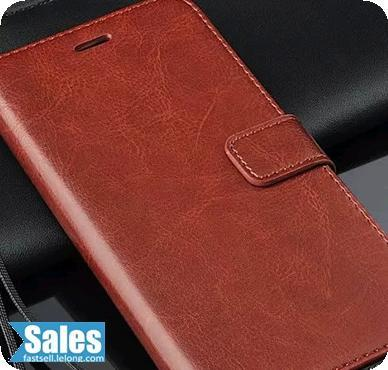 ➤ iPhone 5/5s Genuine Cow Leather Casing Case Cover