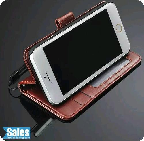 ➤ iPhone 6/6s Genuine Cow Leather Casing Case Cover