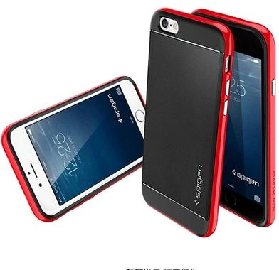 ➤ iPhone 6 Plus Casing Case Cover Shockproof Dual Layer