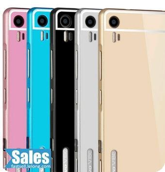 ➤ Lenovo Z90-7 Vibe Shot / Max Metal Frame Casing Case Cover