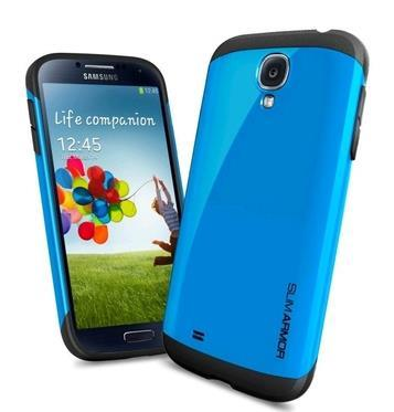 ➤ Samsung S4 Slim Armor Hard Back Casing Case Cover SGP