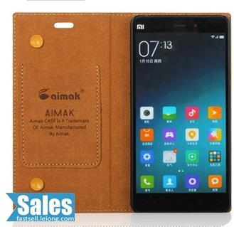 ➤ Xiaomi Note 5.7'' Genuine Cow Leather Casing Case Cover