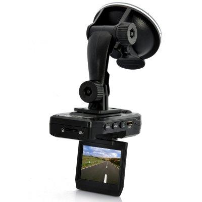 1080p Full HD Dash Cam 'Eagle' - Rotating Wide Angle Lens, 2 Inch Scre