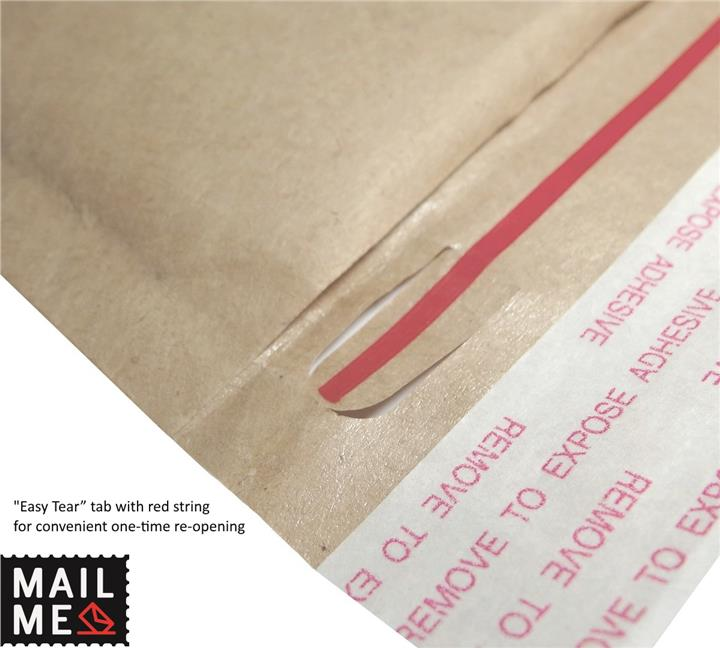 "10x Bubble Wrap Mailer S (6"" x 9"" / 15 x 23cm A5) – Air Envelope Kraft"