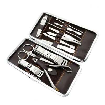 12-in-1 Stainless steel Nail Clippers Manicure Pedicure Set