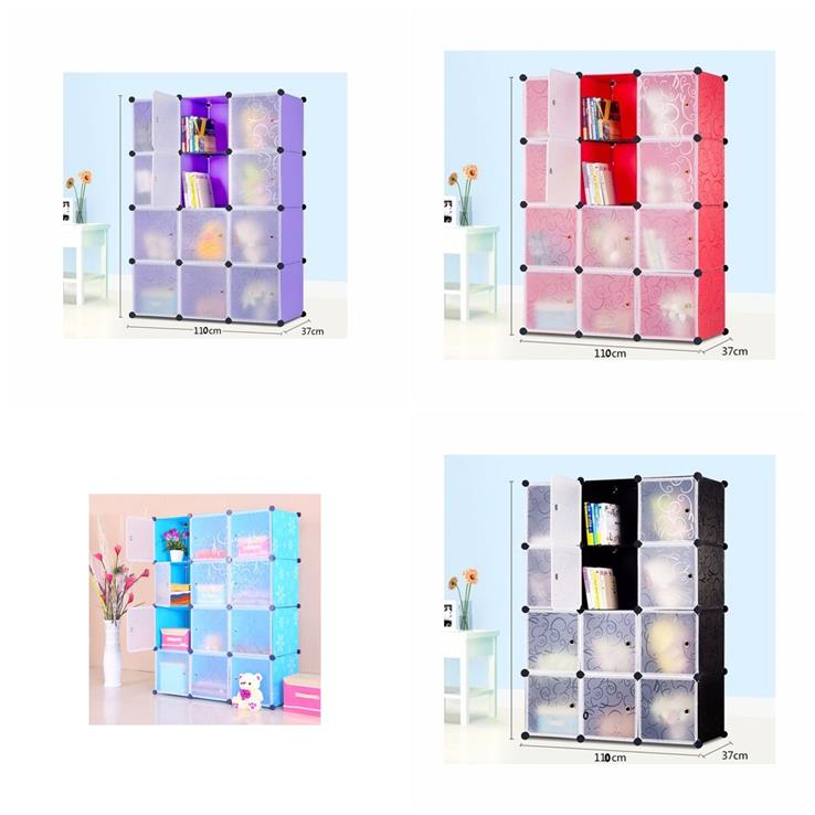 12 Cube Plain Wardrobe (ETA: 25 Jan 2017)