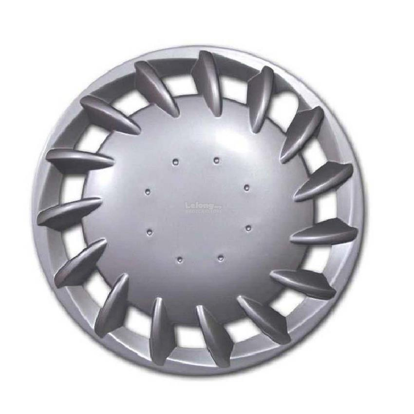 12 Wheel Covers : Inch abs wheel cover rim center hu end pm