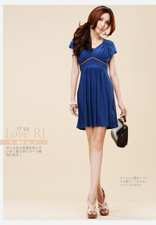 【PTMall】81791 Ruili femininity Dress