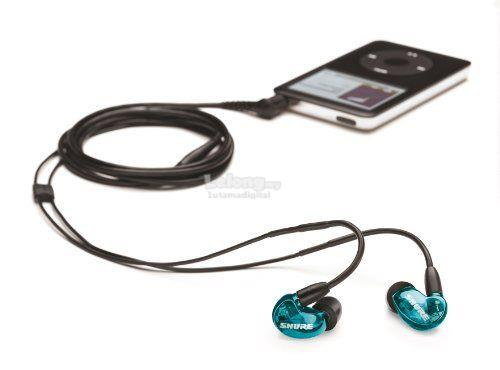 【SHURE SE215 - SPECIAL EDITION】Sound-Isolating In-Ear St..
