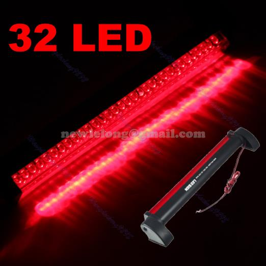 12V ULTRA BRIGHT RED LED TAIL BRAKE STOP CENTER LIGHT TURN SIGNAL TAIL