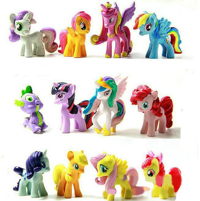 12x New My Little Pony Exclusive To End 11 4 2018 12 15 Pm