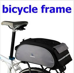 13L Cycling Bike Bicycle Frame Rack Pack Multifunctional Bag