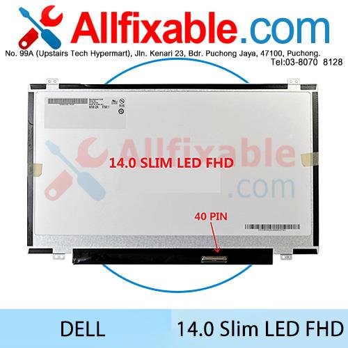 14.0 Slim LED/LCD FHD Screen Dell Alienware M14X