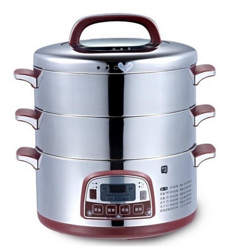 Electric Steam Cooker ~ L multifunctional electri end am myt