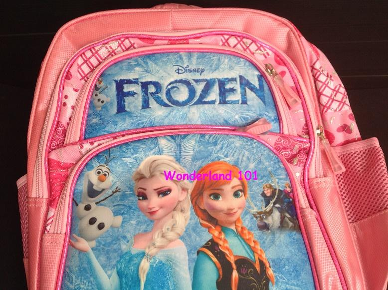 14' Frozen Children School Bag Backpack 5-9 years old FREE SHIPPING