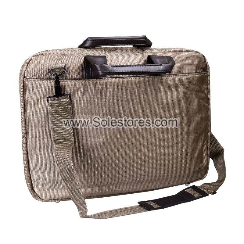 14' Laptop Document Bag - Brown