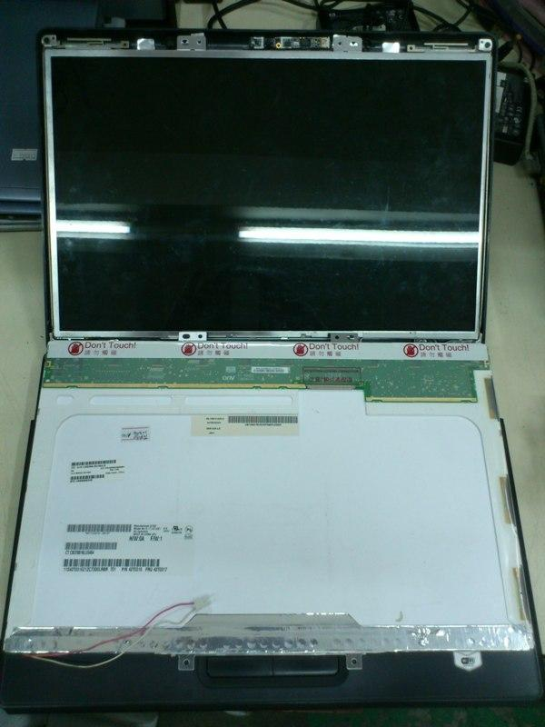 15.4 inch WXGA Wide LCD Display for Notebook 130813