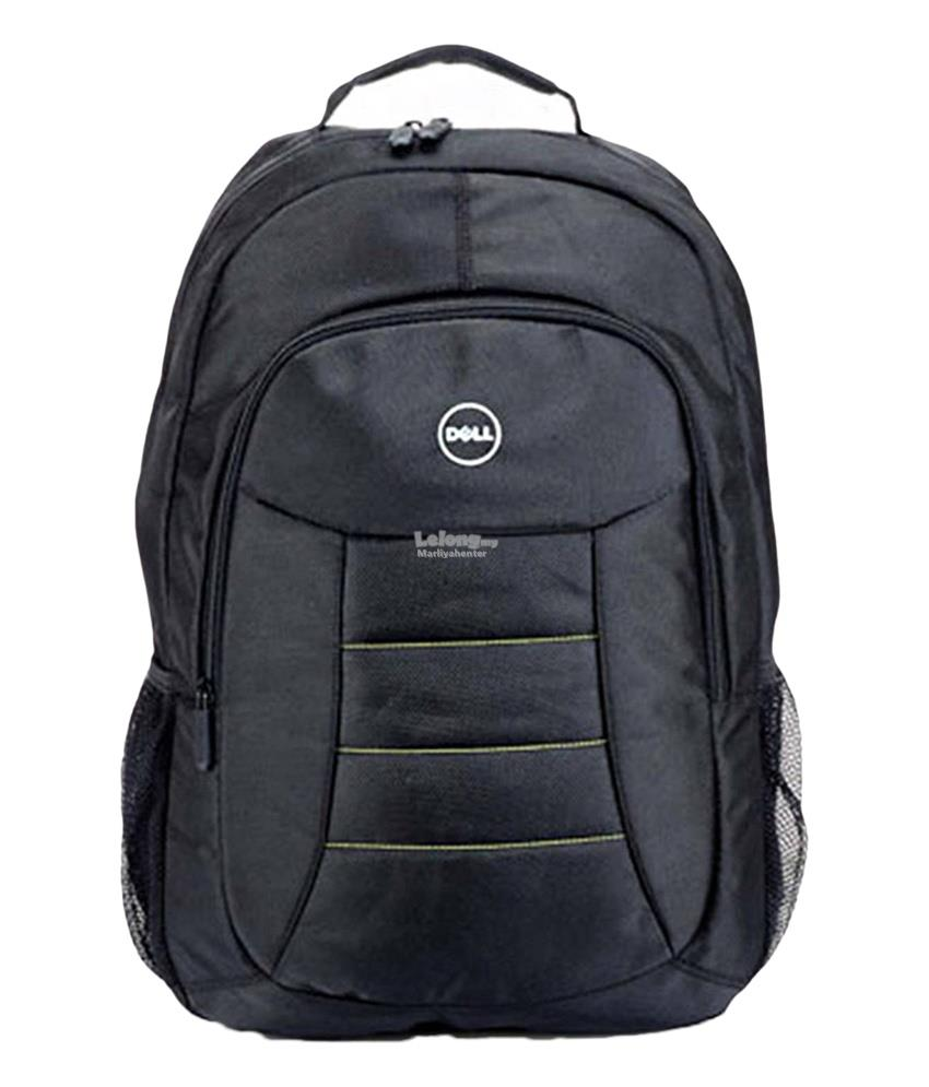 New 15.6 Inch Entry Level Backpack - Black Manufactured For Dell Lapto