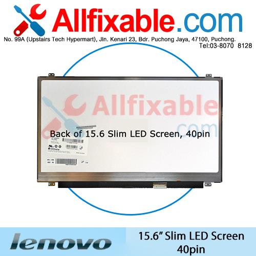 "15.6"" Slim LED LCD Screen Lenovo Essential G500S G505S Ideapad P500"