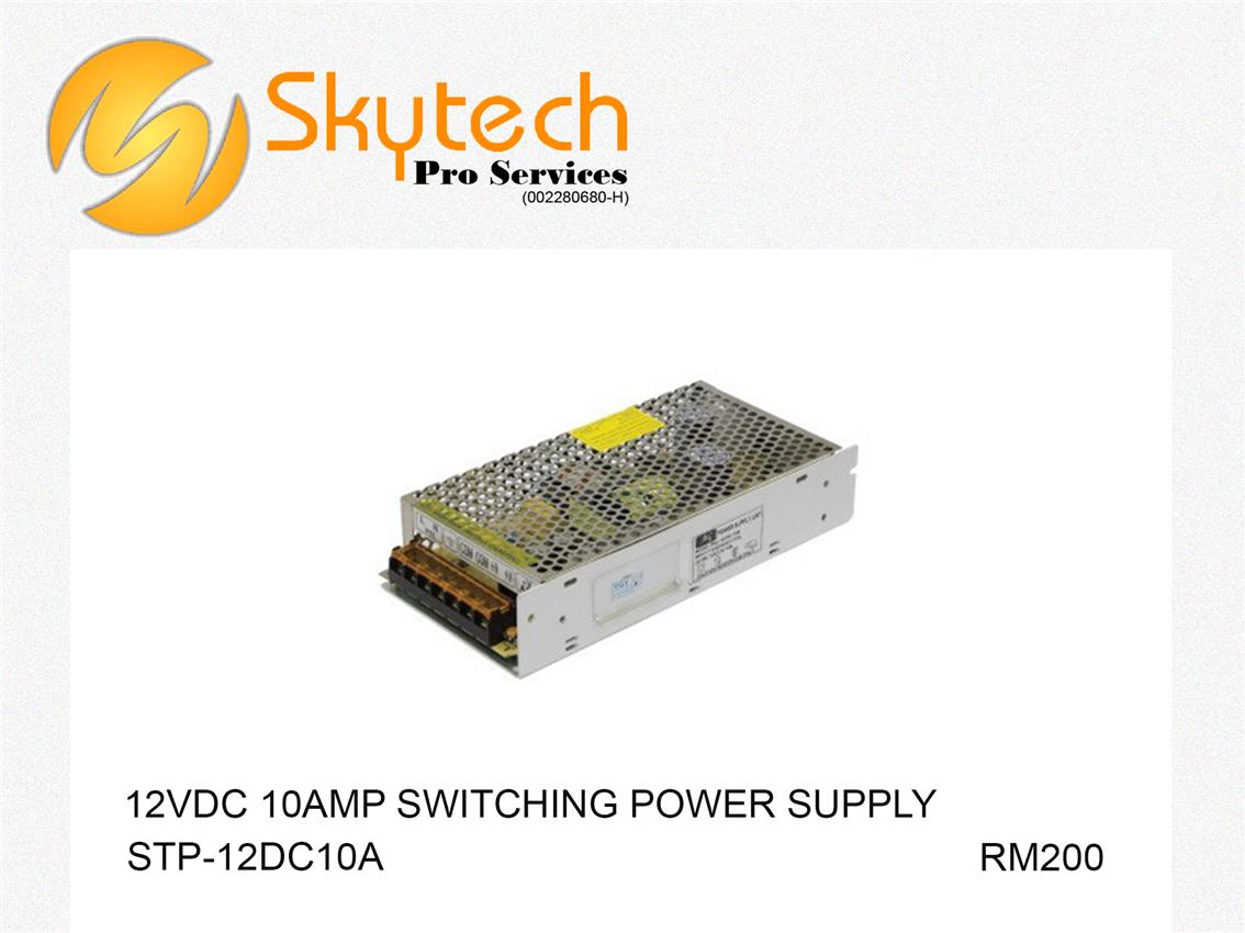 16 CHANNEL SWITCHING POWER SUPPLY