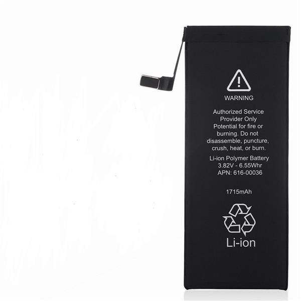 1715mAh 3.8V Li-ion Internal Battery Replacement For Apple iPhone 6S