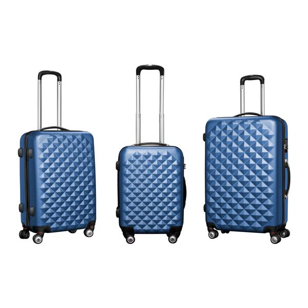AS-18 Travel Luggage Set of 3 (Blue)