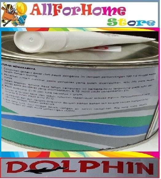 1kg DOLPHIN Superior Polyester Putty