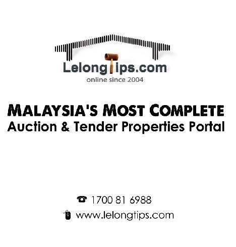 1st Floor, Block Nipah, Las Palmas Apartment, Bandar Country Homes, 48..