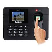 "2.4"" Fingerprint / Password Attendance Time Clock Employee Access Cont"