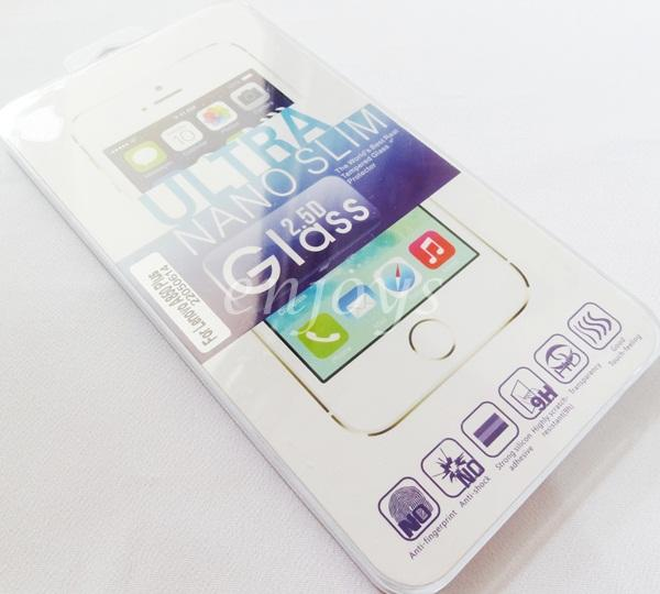 2.5D 9H SLIM Tempered Glass Screen Protector Lenovo A850+ / A850 Plus