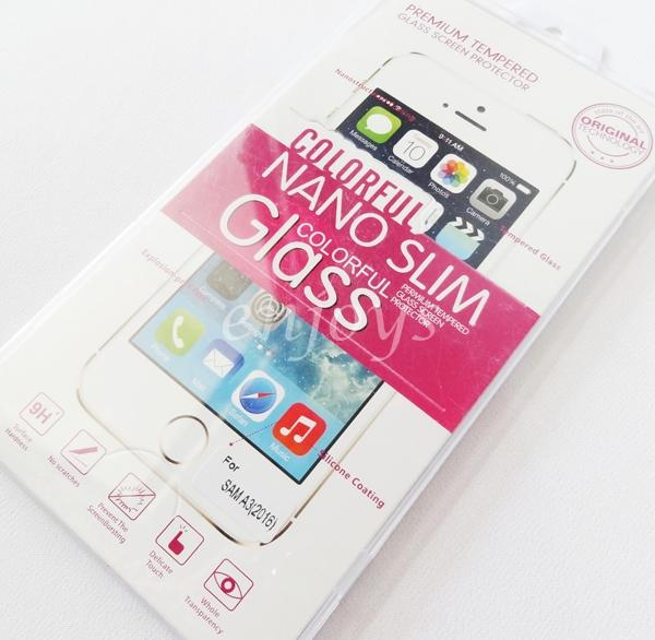 2.5D 9H Tempered Glass Screen Protector Samsung Galaxy A3 (2016) A310F