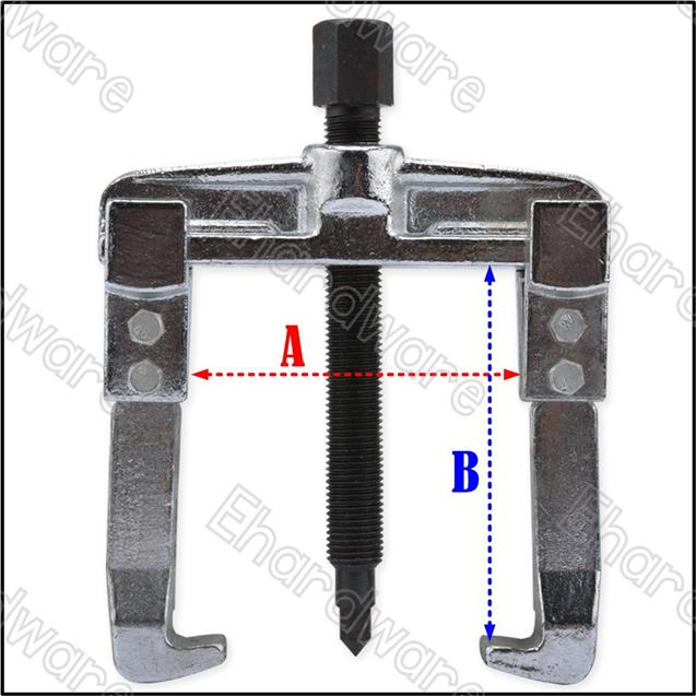 Jaw Puller Malaysia : Way adjustable jaw puller mm end am
