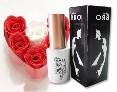 2 Botol Lotion Bro / Lotion 31 Brutal