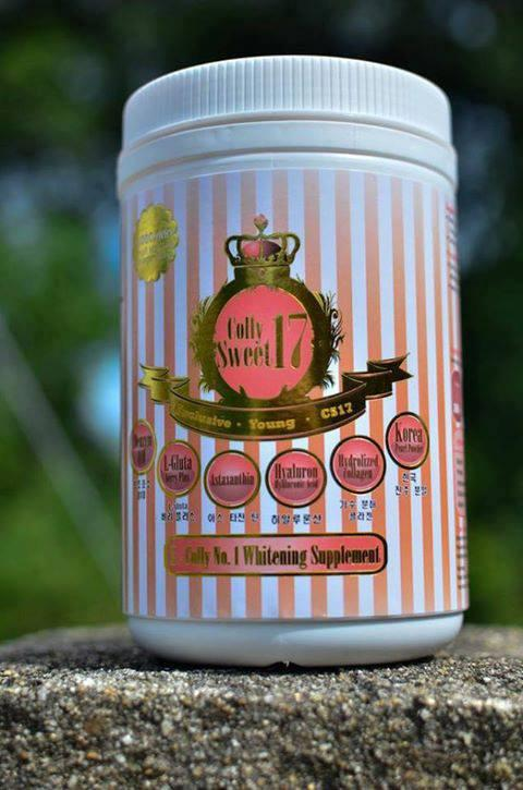 K Colly Collagen 2 Jar K-Colly Sweet 17