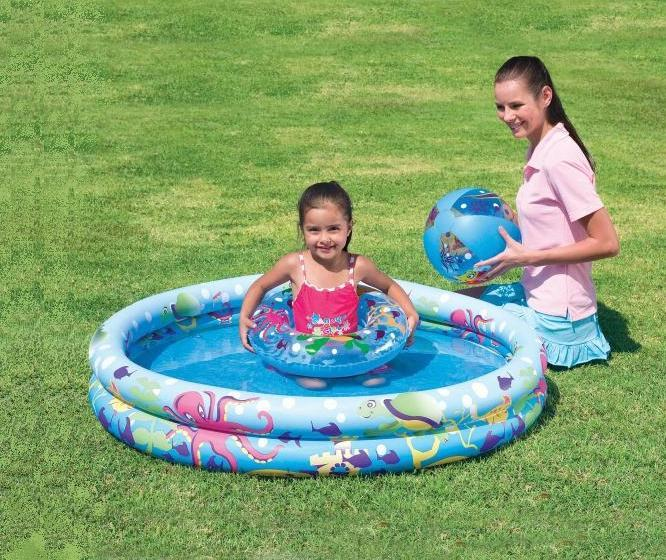 2 ring children garden inflatable sw end 4 29 2017 8 15 pm for Garden inflatable swimming pool