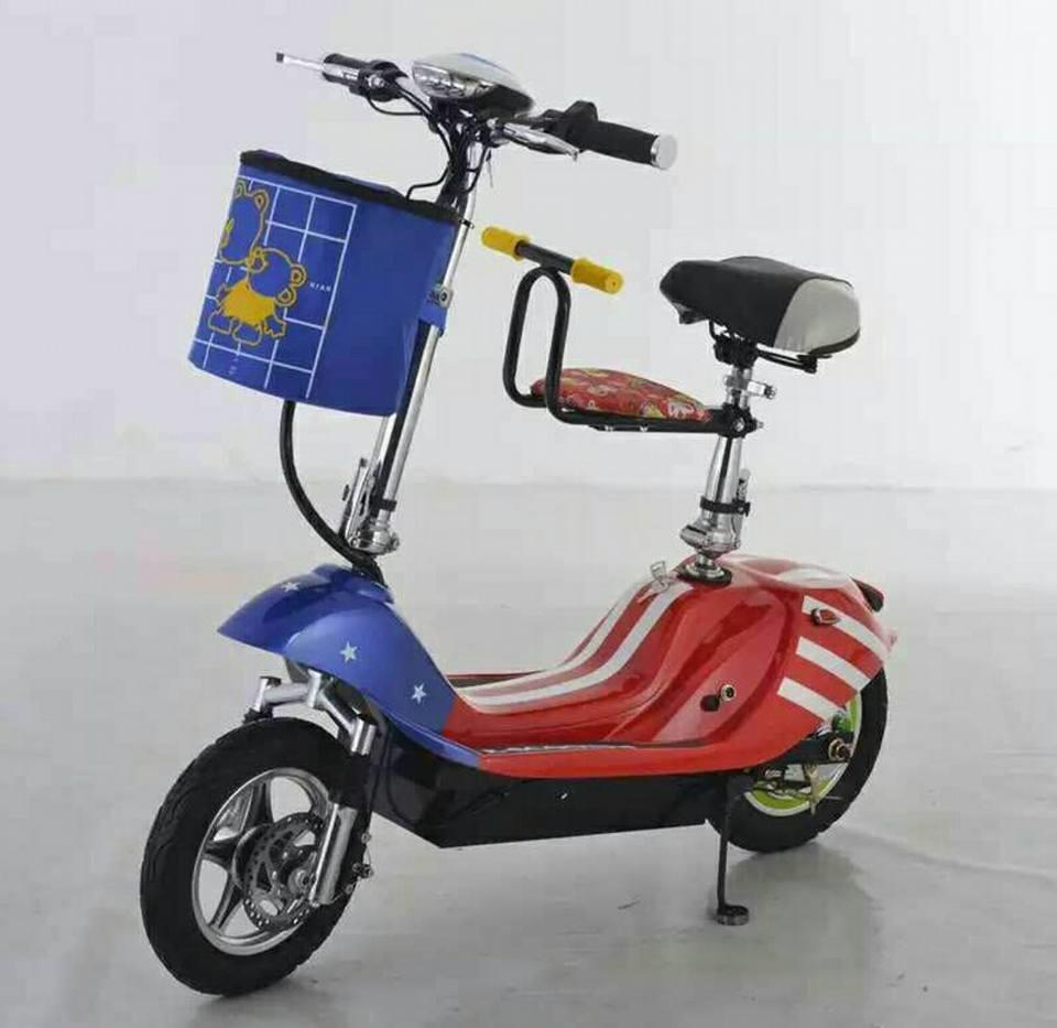 2 SEATERS ELECTRIC SCOOTER 24V 250W
