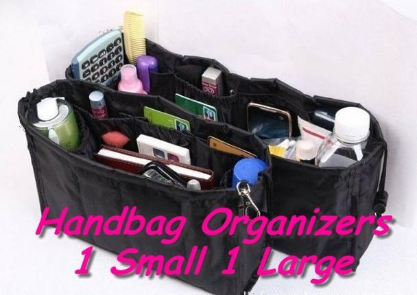 2 sets of Handbag Organizers