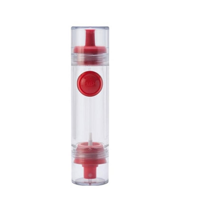 2 Way Soy Sauce Bottle (Red)