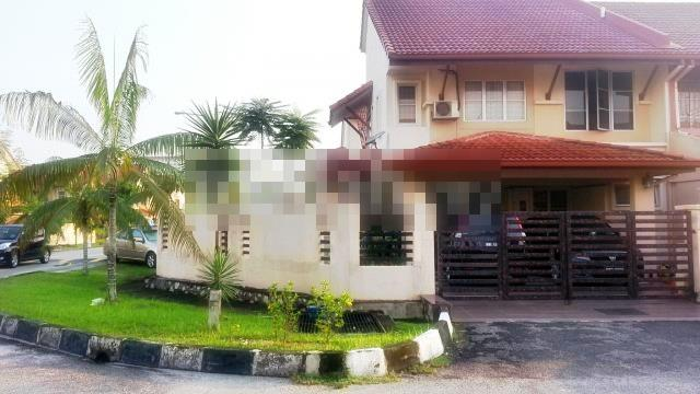 2 Sty Corner Link House for sale, USJ 3, Subang Ja