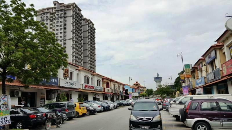 2 Sty Shop offfice for sale, Aman Suria, Fully Tenanted, Petaling Jaya