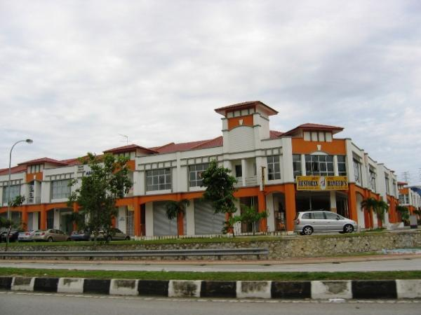 2 Sty Shop Office for sale, Tiara Square, Taman Perindustrian UEP