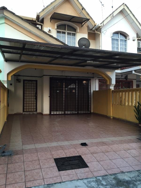 2 Sty Terrace House for rent, BP 2, Bandar Bukit Puchong, Furnished