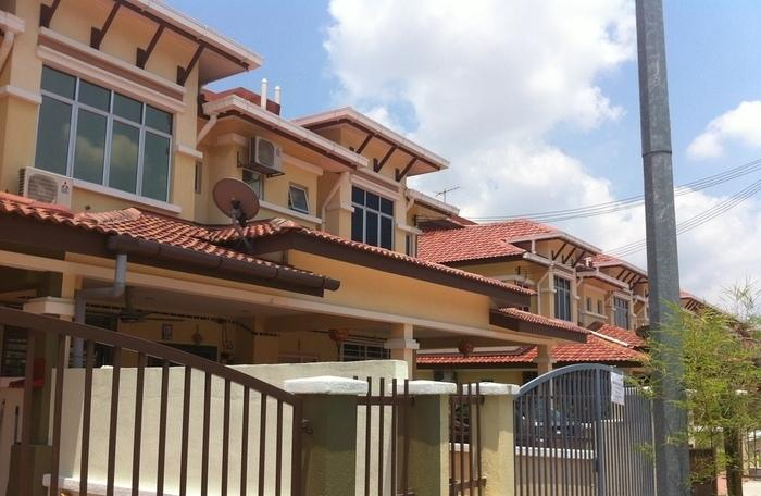 2 Sty Terrace House for sale, Putra Impiana, Gated Guarded, Puchong