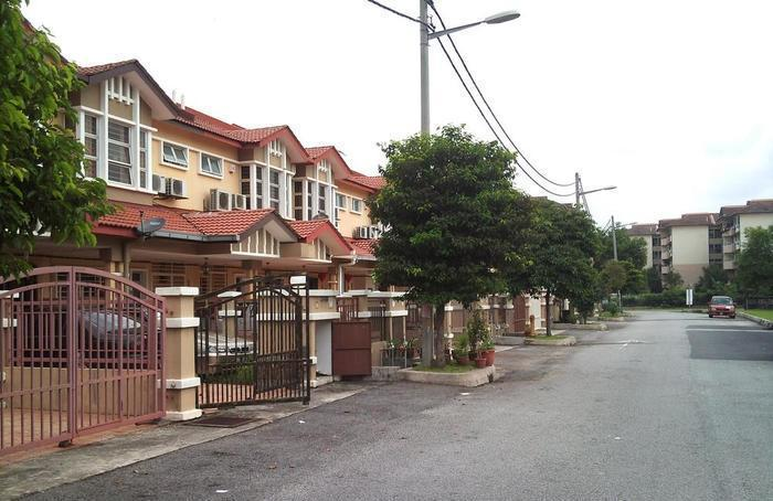 2 Sty Terrace House for sale, TK 5, Taman Kinrara, Puchong