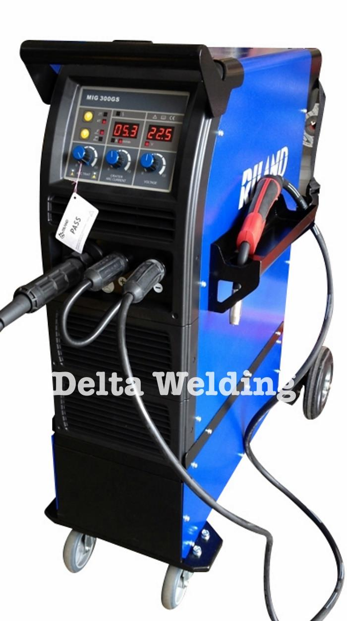 2 years warranty -MIG 300Amps Welding machine Delta Riland