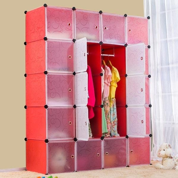 20 Cube plain wardrobe (ETA: 25 Jan 2017)