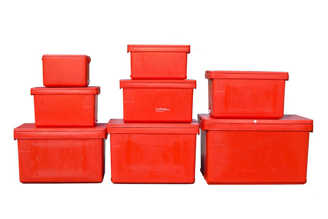 200 litres cooler ice box fish box plastic container