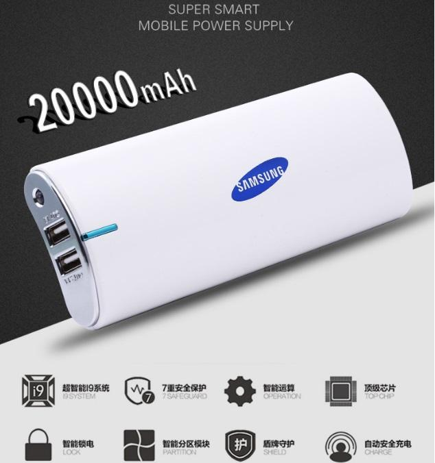 20000mAh Samsung Power Bank W (end 5/27/2018 5:15 PM - MYT )