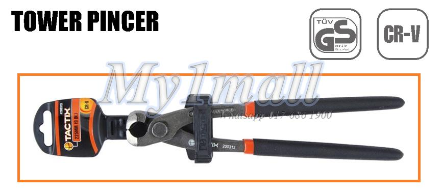 200313 TACTIX TOWER PINCER 225MM/9�
